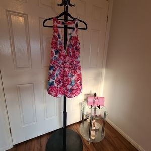 Women Floral Clothes 6 Multicolored Summer Dress